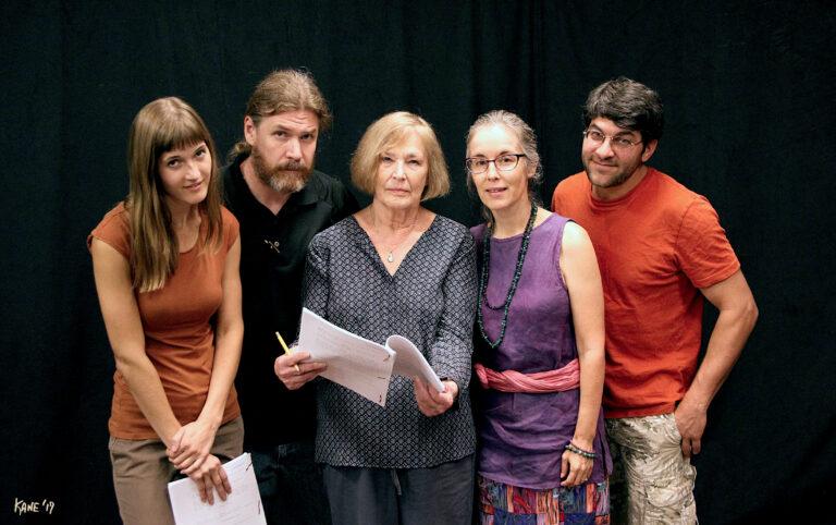 Morley actors