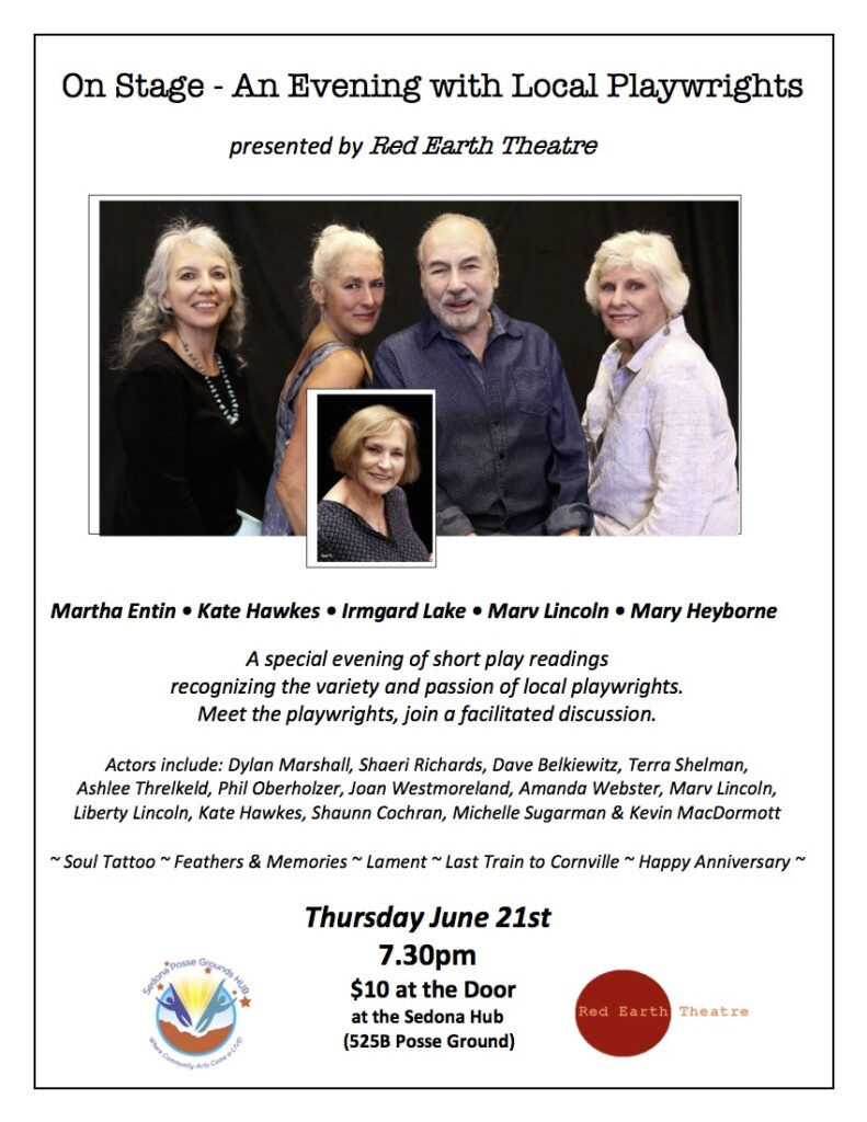 Thursday June 21 Poster